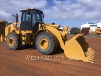 Equipment photo CATERPILLAR 950H MINING WHEEL LOADER 1