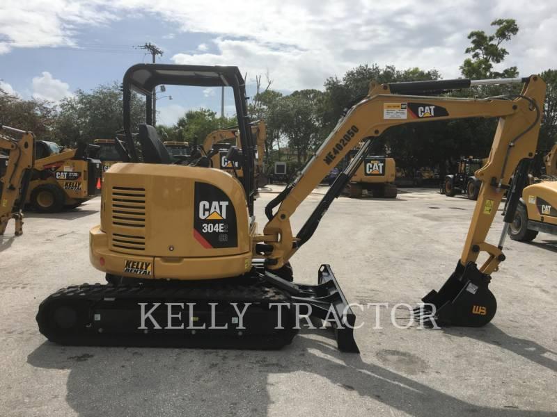 CATERPILLAR PELLES SUR CHAINES 304E2CR equipment  photo 6