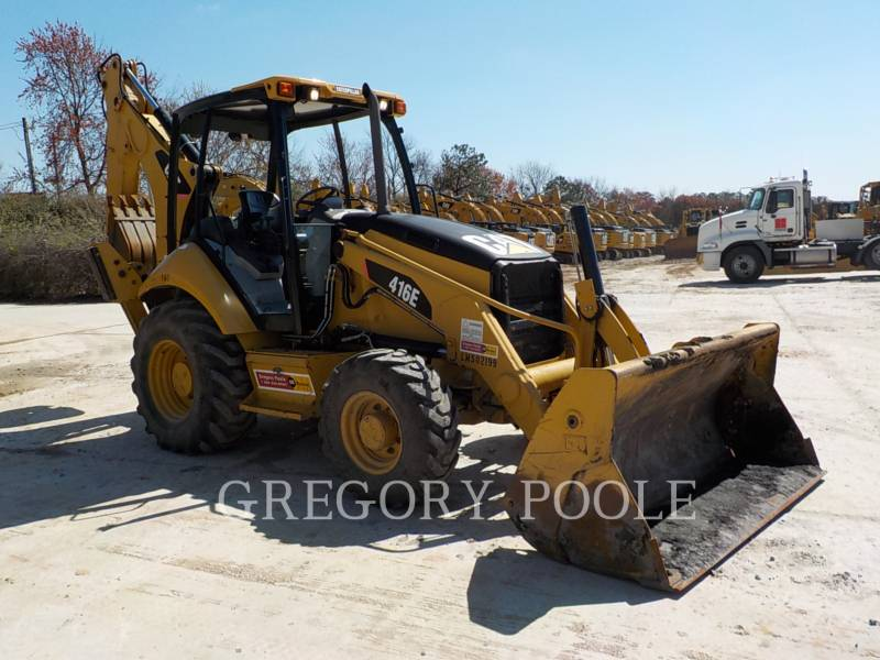 CATERPILLAR バックホーローダ 416E equipment  photo 3