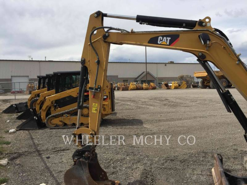 CATERPILLAR TRACK EXCAVATORS 304E C3 equipment  photo 4