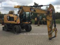 CATERPILLAR PELLES SUR PNEUS M314F equipment  photo 2