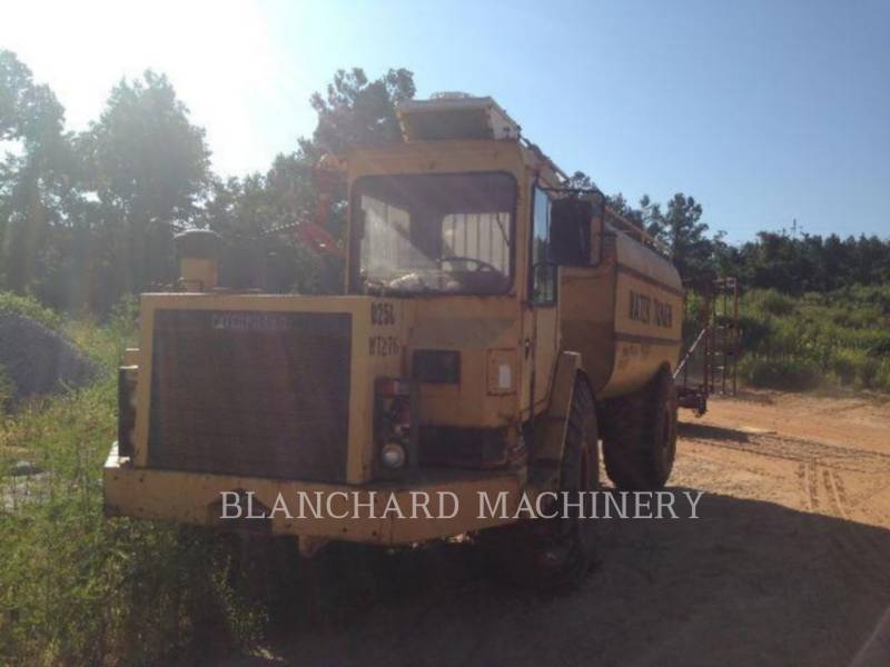 CATERPILLAR ARTICULATED TRUCKS D25C equipment  photo 4
