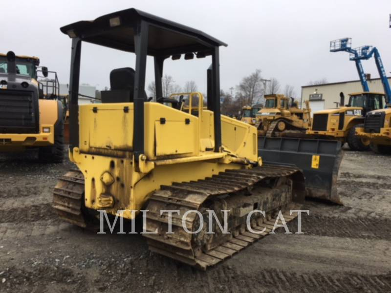NEW HOLLAND LTD. TRACK TYPE TRACTORS DC100 equipment  photo 6