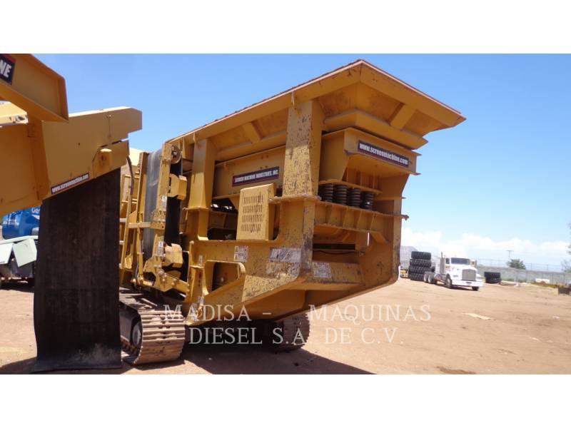 SCREEN MACHINE CHIPPER, HORIZONTAL JHT   equipment  photo 2