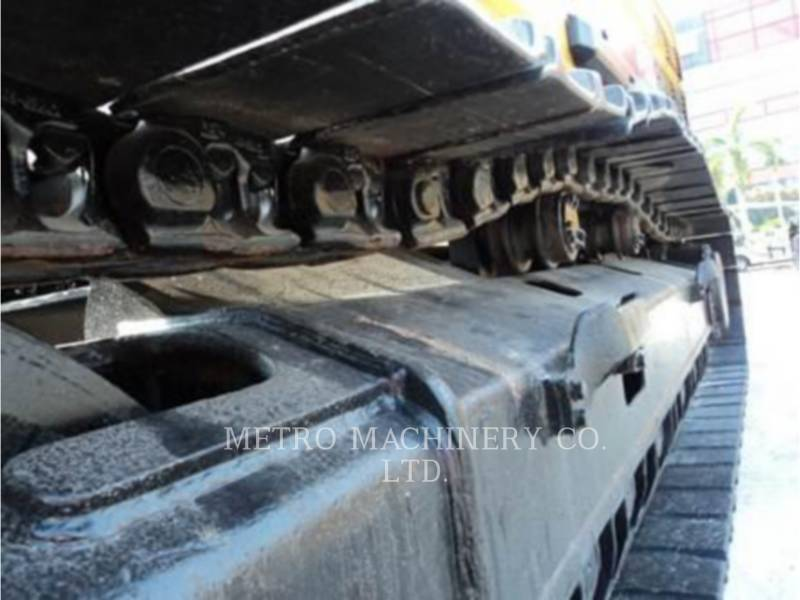 CATERPILLAR EXCAVADORAS DE CADENAS 345B equipment  photo 7
