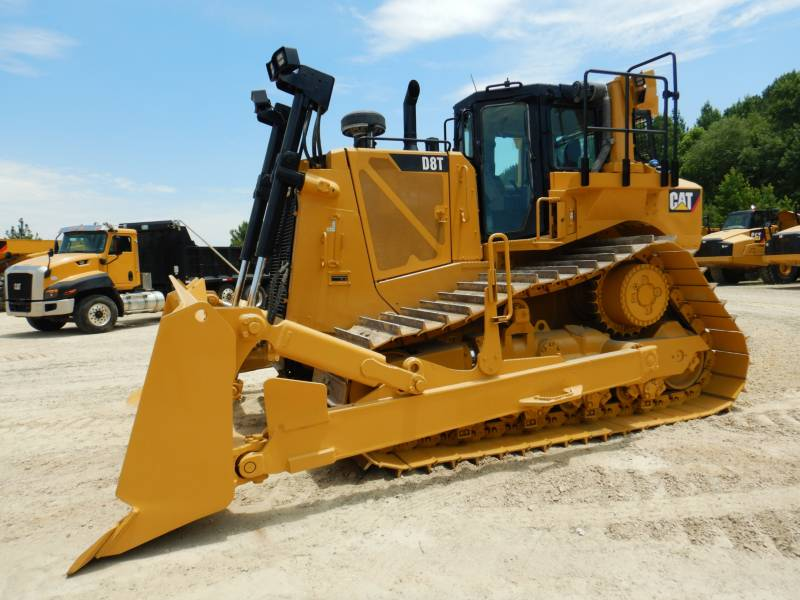 CATERPILLAR TRACK TYPE TRACTORS D 8 T equipment  photo 1