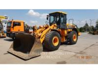 HYUNDAI CONSTRUCTION EQUIPMENT WHEEL LOADERS/INTEGRATED TOOLCARRIERS HL760-7A equipment  photo 2