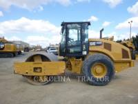 Equipment photo CATERPILLAR CS66B VIBRATORY TANDEM ROLLERS 1