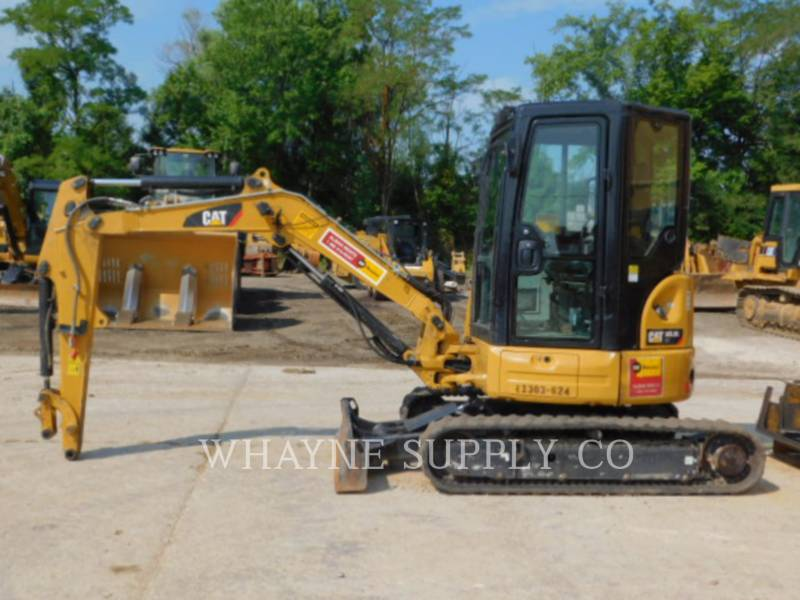 CATERPILLAR TRACK EXCAVATORS 303.5E2CR equipment  photo 5