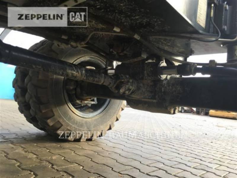 CATERPILLAR PELLES SUR PNEUS M315D equipment  photo 20