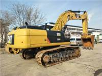 CATERPILLAR KETTEN-HYDRAULIKBAGGER 336D2 equipment  photo 10