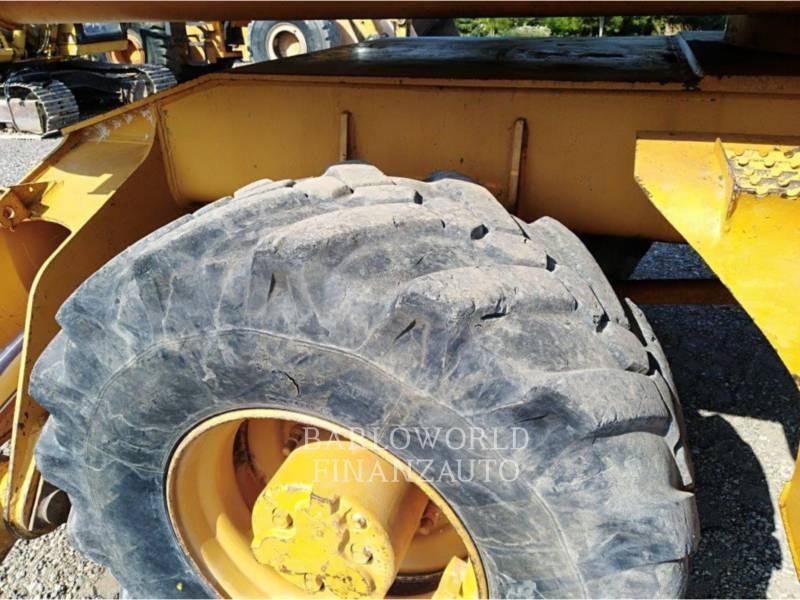 CASE WHEEL EXCAVATORS BLANCO equipment  photo 6