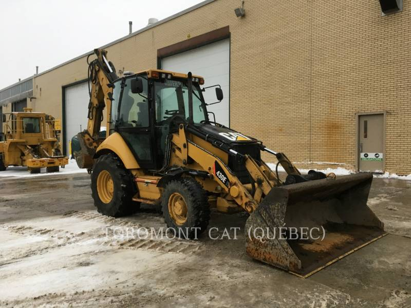 CATERPILLAR バックホーローダ 430EIT equipment  photo 2