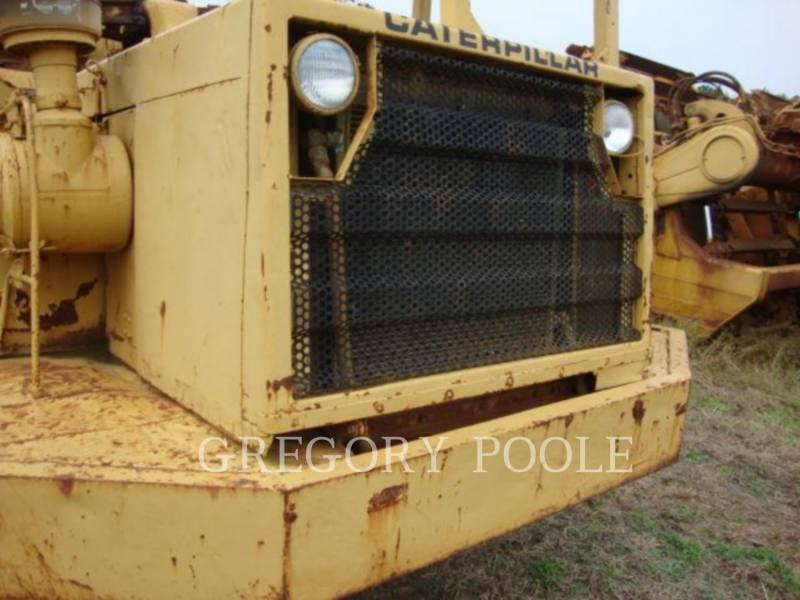 CATERPILLAR WHEEL TRACTOR SCRAPERS 613B equipment  photo 6