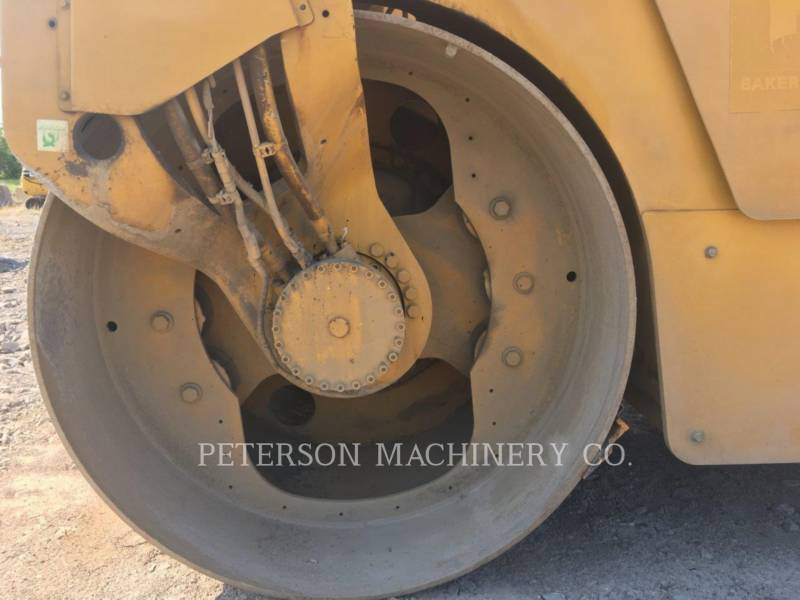 CATERPILLAR TANDEMVIBRATIONSWALZE, ASPHALT CB-434D equipment  photo 5
