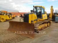 Equipment photo DEERE & CO. 750K TRACK TYPE TRACTORS 1