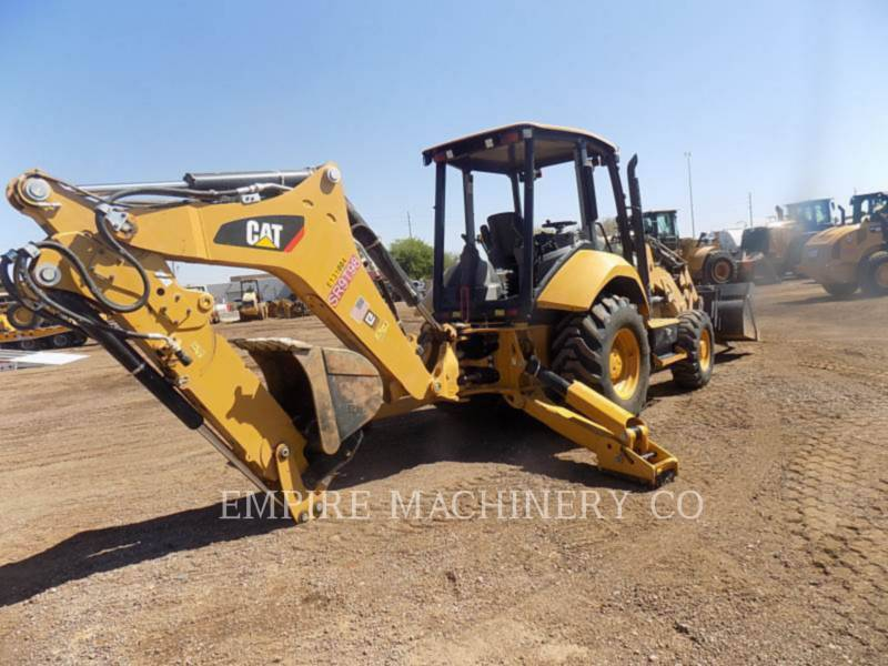 CATERPILLAR RETROESCAVADEIRAS 420F24EOIP equipment  photo 2