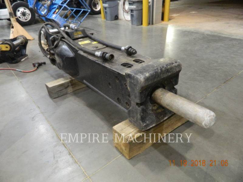 CATERPILLAR AG - HAMMER H140ES equipment  photo 1