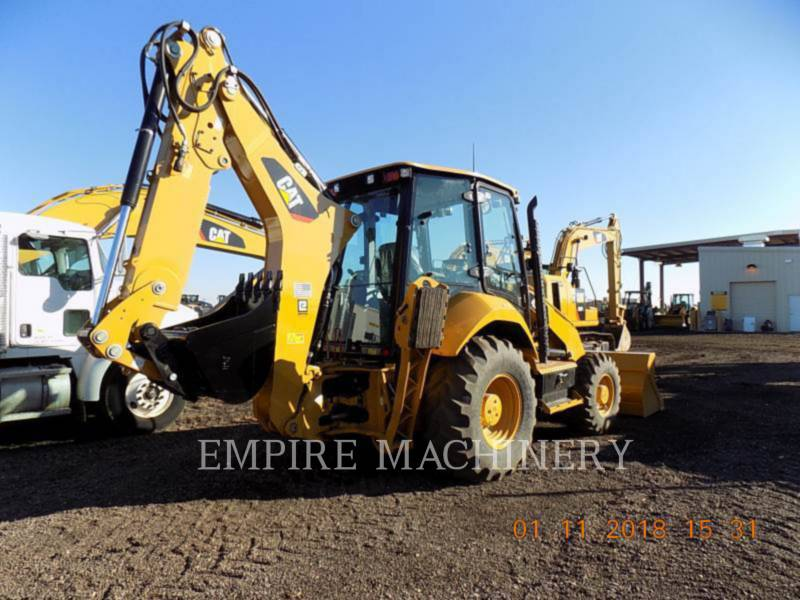 CATERPILLAR RETROEXCAVADORAS CARGADORAS 420F2ST equipment  photo 3