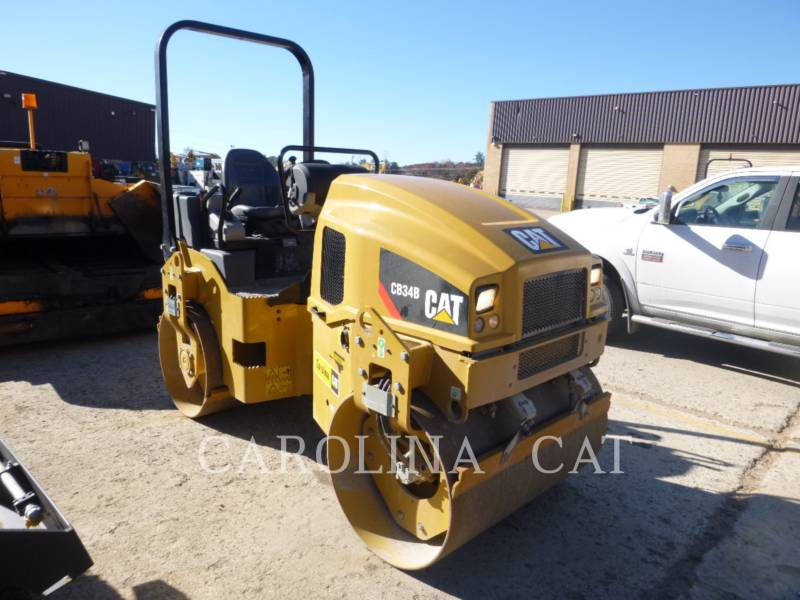 CATERPILLAR COMPACTORS CB34B equipment  photo 5
