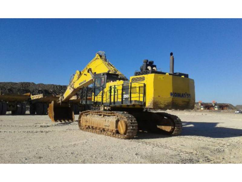 KOMATSU LTD. TRACK EXCAVATORS PC1250-8R equipment  photo 3