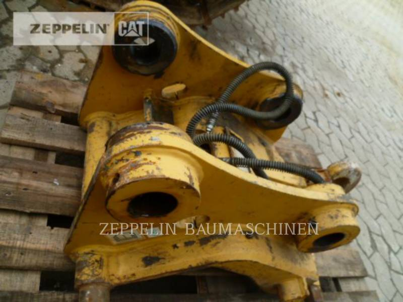 CATERPILLAR HERRAMIENTA DE TRABAJO - IMPLEMENTO DE TRABAJO - DE RETROEXCAVADORA Schnellwechsler CW20 equipment  photo 3