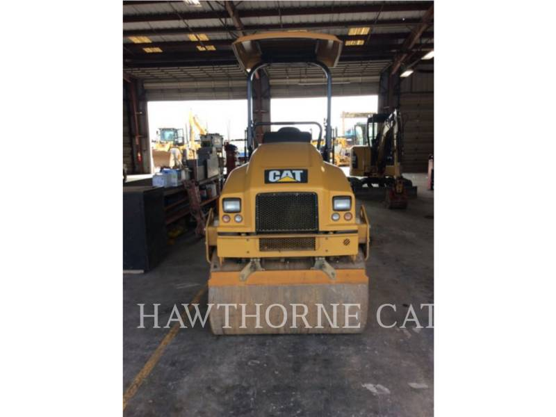 CATERPILLAR WT - COMPACTOR CB24B equipment  photo 4