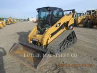 CATERPILLAR SKID STEER LOADERS 287 C equipment  photo 1