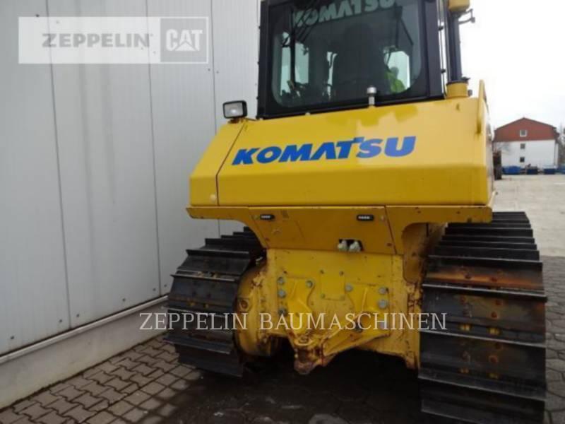 KOMATSU LTD. TRACTORES DE CADENAS D65EX-17 equipment  photo 9