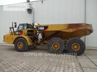 CATERPILLAR ARTICULATED TRUCKS 740B equipment  photo 3
