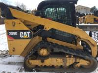 CATERPILLAR CARREGADEIRAS TODO TERRENO 289D equipment  photo 13