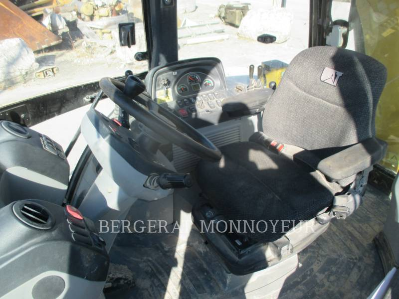 CATERPILLAR BAGGERLADER 432F equipment  photo 3