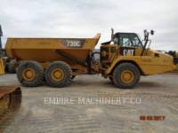CATERPILLAR TOMBEREAUX DE CHANTIER 730C equipment  photo 3