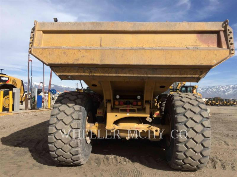 CATERPILLAR ARTICULATED TRUCKS 740B TG equipment  photo 5