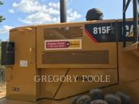 CATERPILLAR TRACTEURS SUR PNEUS 815F II equipment  photo 19