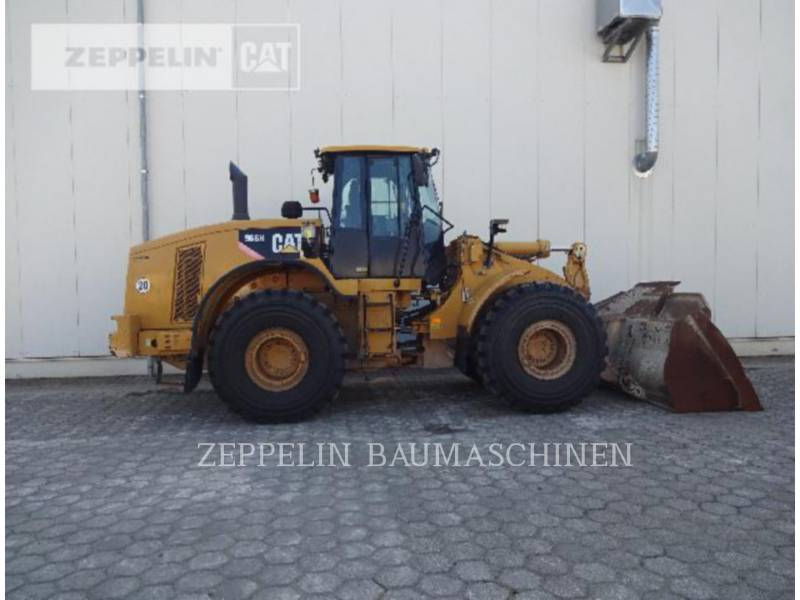 CATERPILLAR WIELLADERS/GEÏNTEGREERDE GEREEDSCHAPSDRAGERS 966H equipment  photo 5