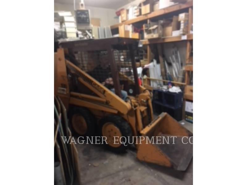 CASE SKID STEER LOADERS 1818 equipment  photo 2