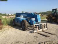 Equipment photo GENIE INDUSTRIES GTH844D MANIPULADORES TELESCÓPICOS 1