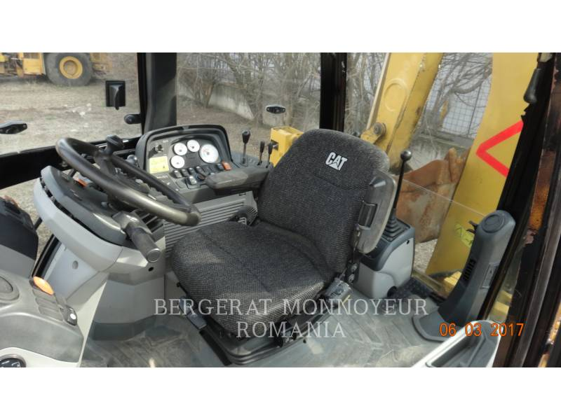 CATERPILLAR BAGGERLADER 428 E equipment  photo 11