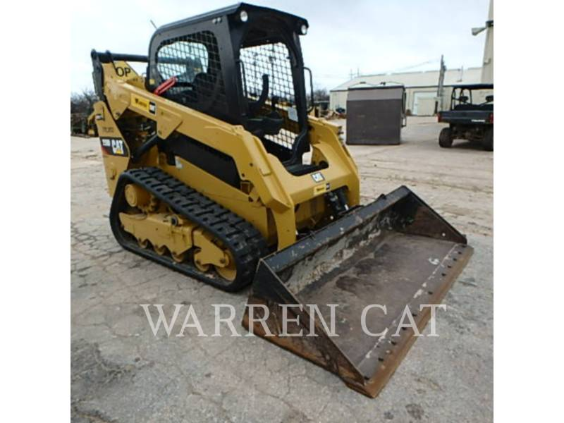 CATERPILLAR CARGADORES DE CADENAS 259D equipment  photo 2