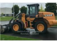 Equipment photo CASE 521D XT RADLADER/INDUSTRIE-RADLADER 1