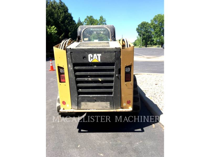 CATERPILLAR CHARGEURS TOUT TERRAIN 279D equipment  photo 4