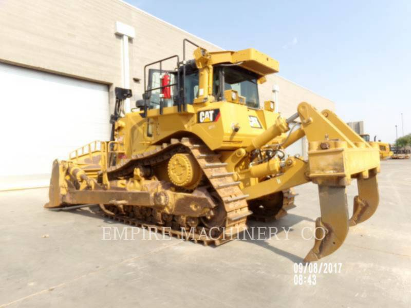 CATERPILLAR TRACK TYPE TRACTORS D8T ST equipment  photo 3