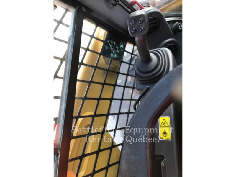 Caterpillar MINIÎNCĂRCĂTOARE RIGIDE MULTIFUNCŢIONALE 226D equipment  photo 17