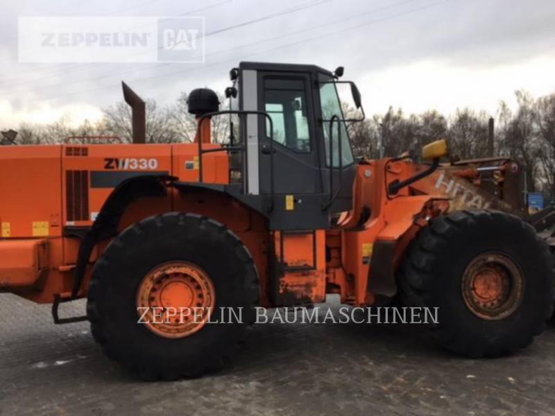 HITACHI ŁADOWARKI KOŁOWE/ZINTEGROWANE NOŚNIKI NARZĘDZI ZW330 equipment  photo 6