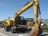 Equipment photo CATERPILLAR M322D 轮式挖掘机 1