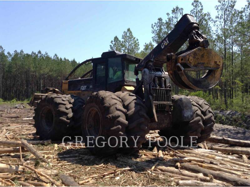 CATERPILLAR FORESTAL - ARRASTRADOR DE TRONCOS 525C equipment  photo 2