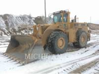 Equipment photo CATERPILLAR 988F WHEEL LOADERS/INTEGRATED TOOLCARRIERS 1