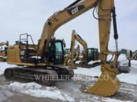 CATERPILLAR PELLES SUR CHAINES 316E L CF equipment  photo 2