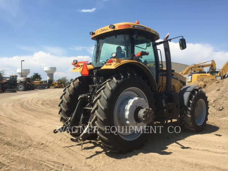 AGCO TRACTOARE AGRICOLE MT665C-4C equipment  photo 4
